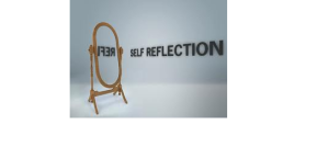 self-relection
